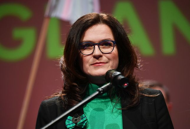 Aleksandra Dulkiewicz uzyskała ponad 80-proc. poparcie w wyborach na prezydenta Gdańska