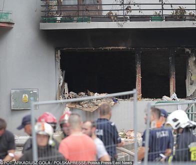 Do wybuchu doszło ok. godziny 13 w centrum Bytomia
