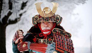 Czesław Zabiegło - rekonstruktor samurajskich zbroi