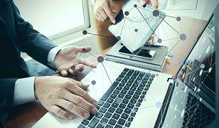 Nowe technologie zmieniają oblicze handlu.