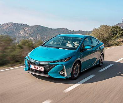 Toyota Prius w nowej wersji Plug-in