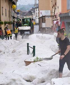 """Atak zimy we Francji. """"Apokaliptyczne sceny"""""""