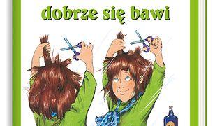 Zuźka D. Zołzik dobrze się bawi. Zuźka D. Zołzik baluje, Zuźka D. Zołzik zostaje fryzjerką, Zuźka D. Zołzik i zwierzaki