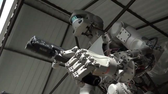 Rosyjski robot może nie mieć sobie równych