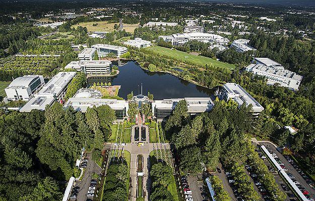 Siedziba Nike w Oregonie w USA