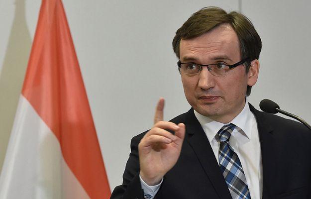Minister sprawiedliwości Zbigniew Ziobro: dialog ws. TK jest potrzebny i możliwy, ale bez warunków wstępnych
