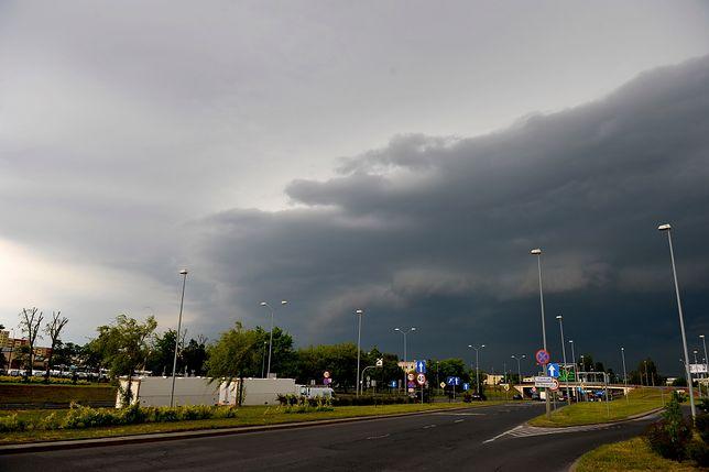 Czwartek w przeważającej większości kraju będzie pochmurny