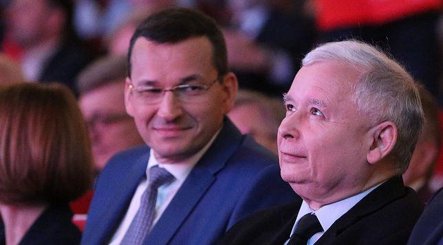 Mateusz Morawiecki namawia Jarosława Kaczyńskiego do rekonstrukcji rządu - donoszą media