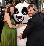 Angelina Jolie i Jack Black