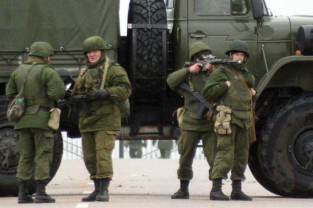 Interwencje zbrojne Rosji - zobacz zdjęcia