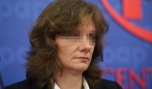 Marzena K., była urzędniczka Ministerstwa Sprawiedliwości