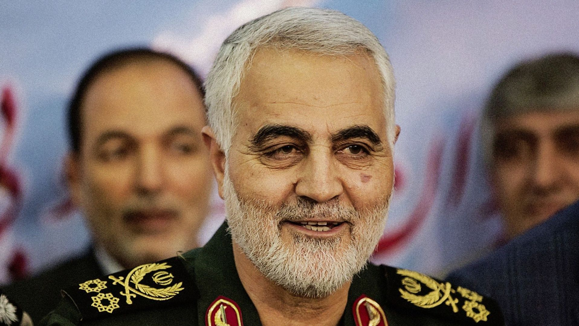 Ghasem Sulejmani