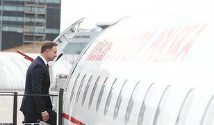Incydent z udziałem prezydenta Andrzeja Dudy. Kto jest kim w grupie GREENBERG?