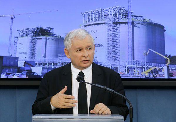 Jarosław Kaczyński: jakoś przeżyję brak Donalda Tuska w Polsce