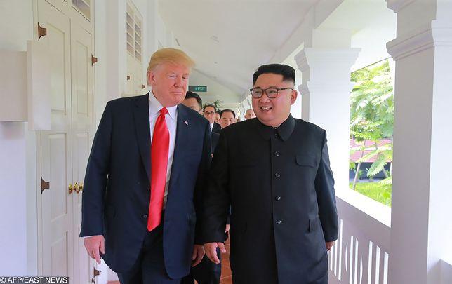 Trump i Kim Dzong Un spotkają się po raz drugi. Tym razem w Wietnamie