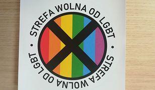 """Adwokaci napisali o """"strefie wolnej od LGBT"""". Teraz mają kłopoty"""