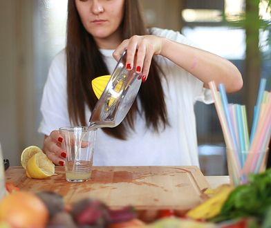 Prosty sposób na cytrynę