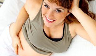 Włosy w ciąży na ogół gęstnieją