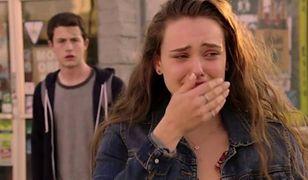 """Kadr z serialu """"13 powodów"""", który opowiada m.in. o depresji wśród nastolatków."""