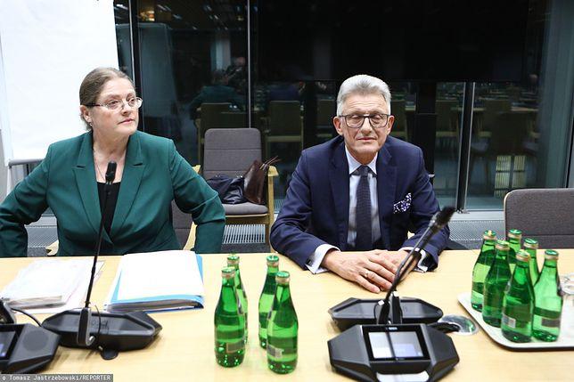 Polacy zdecydowali, co Andrzej Duda powinien zrobić ws. Krystyny Pawłowicz i Stanisława Piotrowicza w Trybunale Konstytucyjnym
