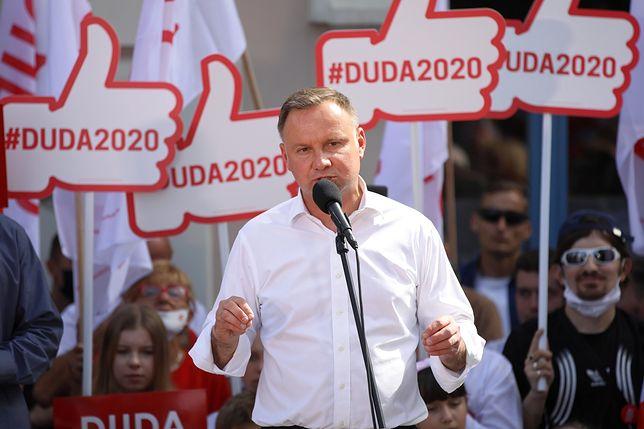 Andrzej Duda - program wyborczy 2020