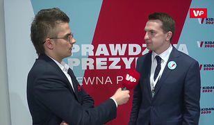 PiS krytykuje PO za konwencję. Jest reakcja rzecznika sztabu Małgorzaty Kidawy-Błońskiej