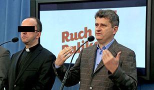 Janusz Palikot, założyciel Ruchu Palikota przekształconego w 2013 roku w Twój Ruch