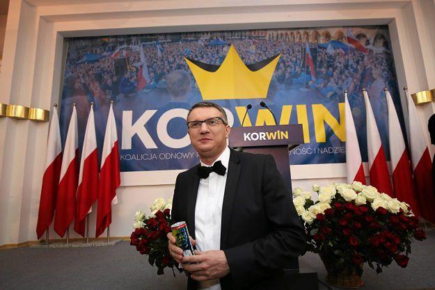 Przemysław Wipler dla WP: Kukiz nie może trwać w politycznym szpagacie
