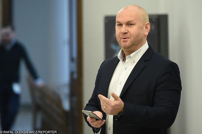 Były szef CBA Paweł Wojtunik: byliśmy z żoną urzędnikami, staliśmy się cukiernikami