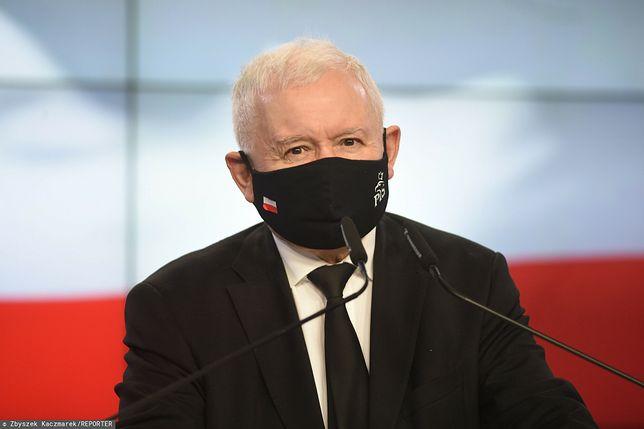 Sondaż. Polacy wskazali następcę Jarosława Kaczyńskiego