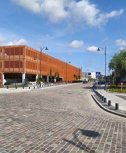 Nowy parking kubaturowy w centrum Gdańska. Pod nim XVII-wieczny bastion