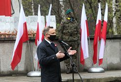 Wpadka Andrzeja Dudy. Prezydent się tłumaczy