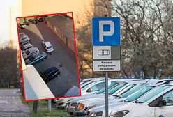 Poznań. Od parkingowej stłuczki do potrącenia świadka. Jest nagranie