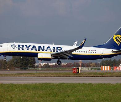 Przyspieszony Black Friday w linii Ryanair. 100 tys. biletów w kuszącej cenie