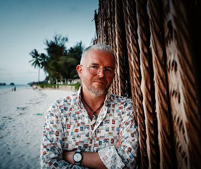 """Polak na Zanzibarze. """"Z pierwszego pobytu na wyspie przywiozłem akt własności domu"""""""