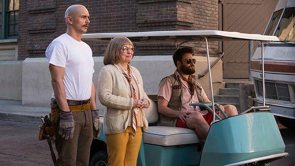 ''Zeroville'': James Franco i Seth Rogen podbijają Hollywood lat 60.