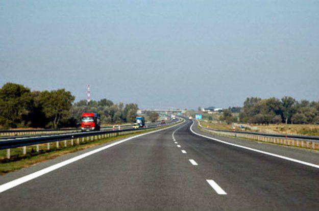 Autostrada A4 z Tarnowa do Dębicy płatna dla pojazdów powyżej 3,5 t