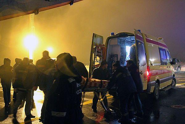 W porannym zamachu w Wołgogradzie zginęło 15 osób