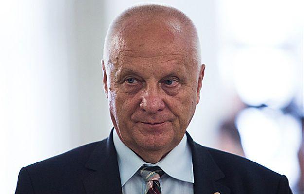 prof. Stefan Niesiołowski, poseł PO