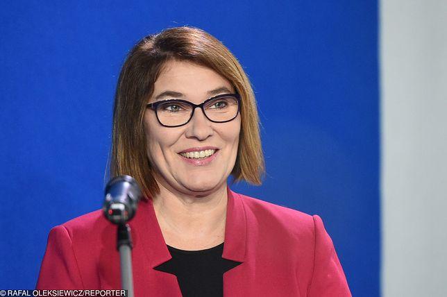 Beata Mazurek osobiście gratulowała laureatom konkursu