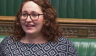 Danielle Rowley spóźniła się do parlamentu. Jej tłumaczenie w Polsce by nie przeszło