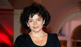 Katarzyna Grochola: kiedy się zakochuję, tonę w miłości po uszy