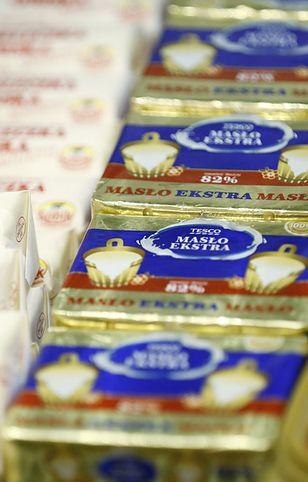 Tona masła kosztuje już 4 897 dol. za tonę