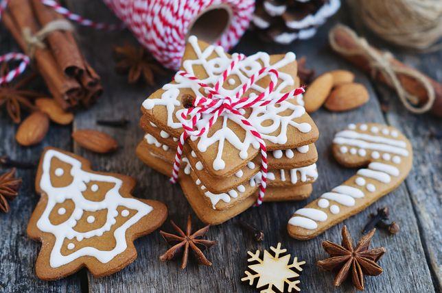 Pyszne ciasteczka umilą świąteczny czas