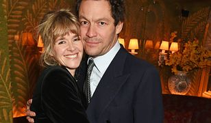 Dominic West i Catherine FitzGerald  zażegnali kryzys w małżeństwie
