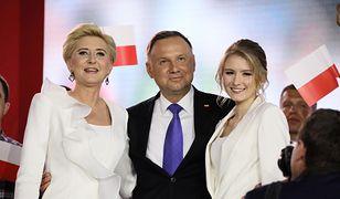 Kinga Duda została doradczynią społeczna Andrzeja Dudy
