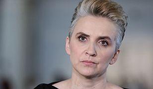 Joanna Scheuring-Wielgus jest działaczką społeczną
