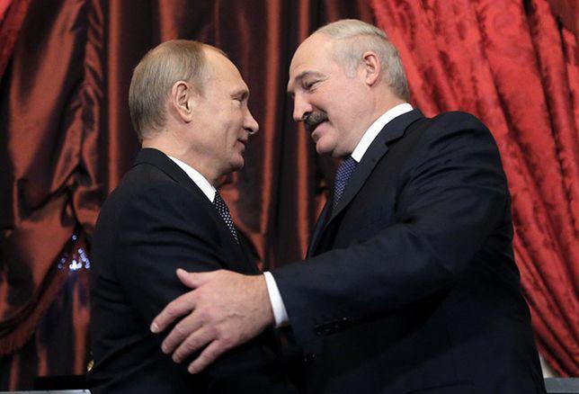 Białoruś postawiła się Rosji. Łukaszenka grozi opuszczeniem Euroazjatyckiej Unii Gospodarczej
