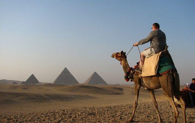 Dlaczego wszyscy jeżdżą do Egiptu?