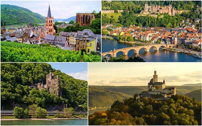 Weekend w Europie - Dolina Środkowego Renu, Niemcy